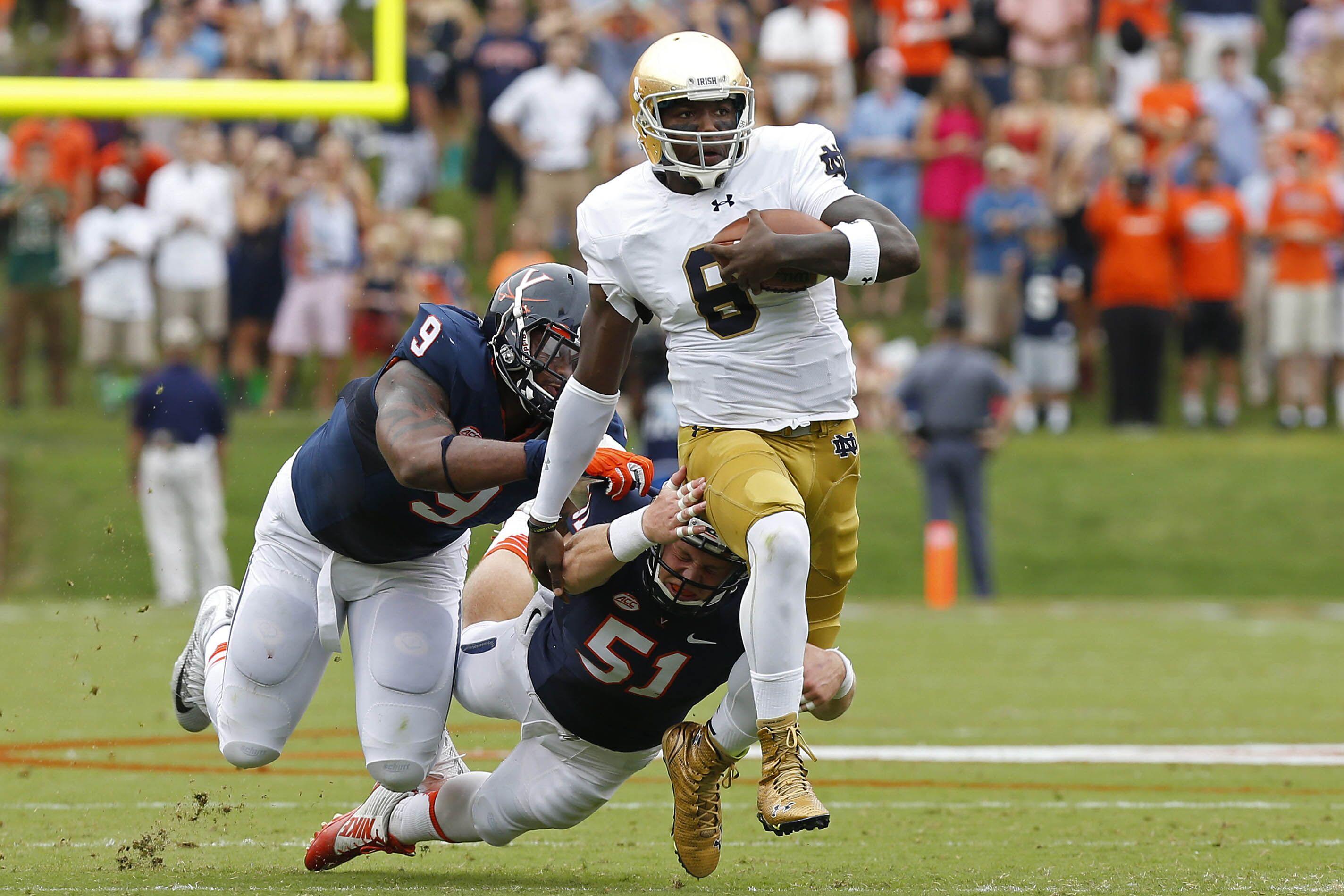 College Football Rumors: Malik Zaire sets decision date ...