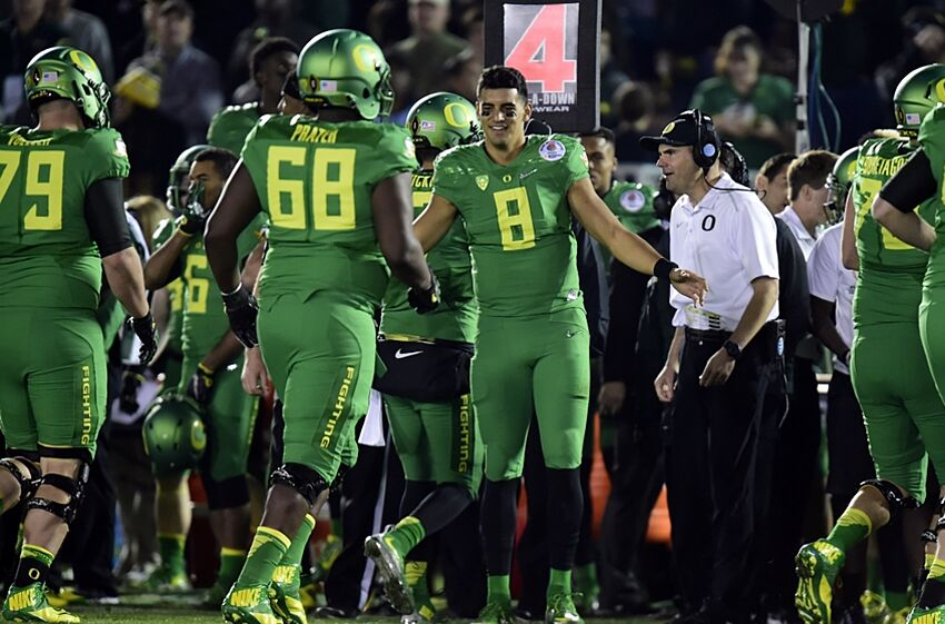 adf31d821 Oregon Uniforms  What the Ducks Will Wear In National Championship Game  (Photo)