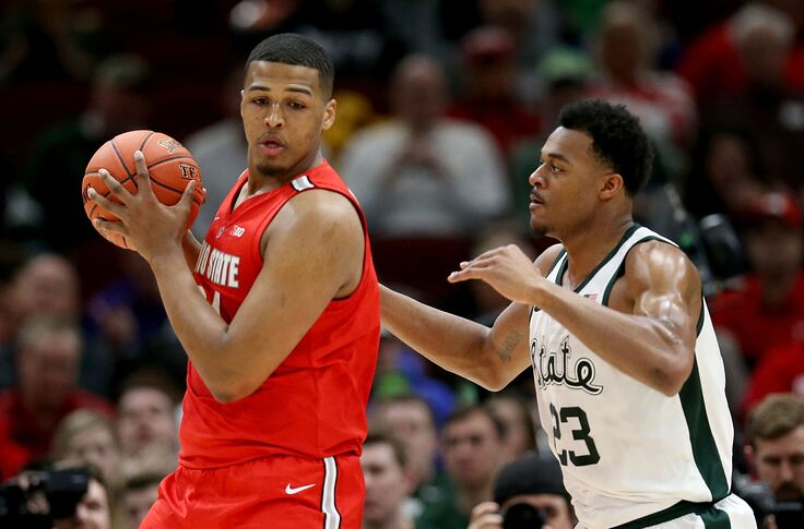 Ohio State Basketball Wesson Ranked No 6 In Cbb Could