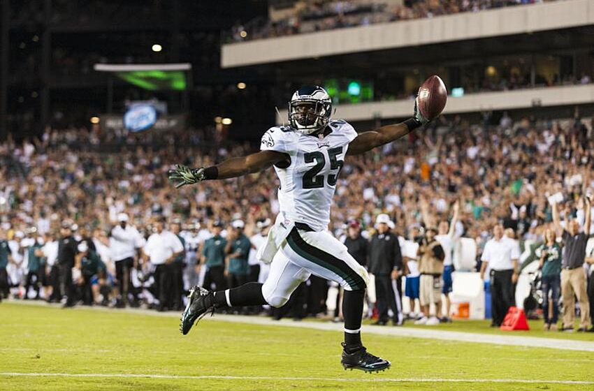 LeSean McCoy only Eagle to rank in top-50 highest selling ...