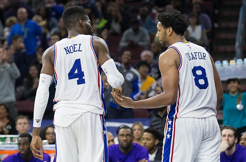 Sixers Must Move On From Nerlens Noel And Jahlil Okafor