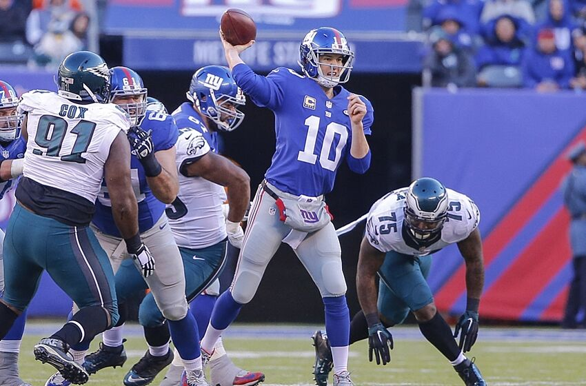 5ab94d120 Philadelphia Eagles vs. New York Giants Semi-Coherent Preview