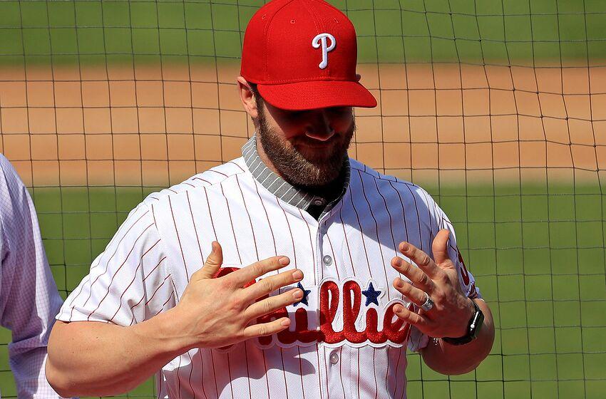 500e2553396 Philadelphia Phillies  Bryce Harper sets Fanatics jersey sales record