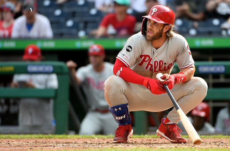 Philadelphia Phillies Need More From Bryce Harper Final Two