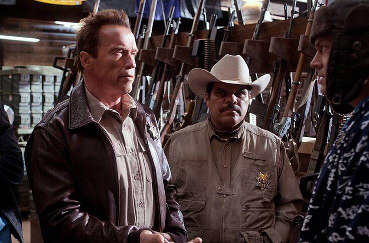 4a8470a594b Arnold Schwarzenegger Wants To Be A Cowboy For Amazon Prime