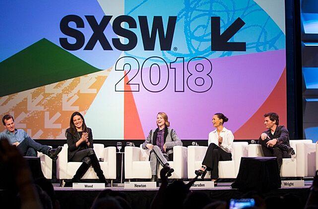 Westworld at SXSW: The women of HBO's Westworld talk female