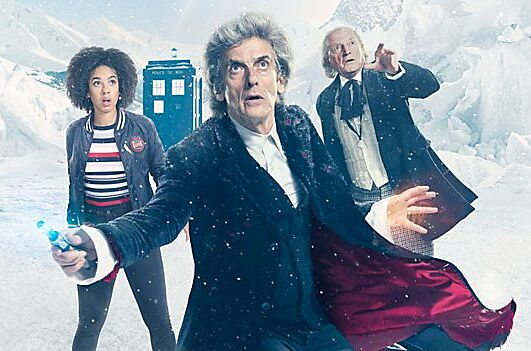 Doctor Who's