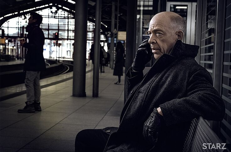 Counterpart season 2 premiere recap: Alpha is Inside Out