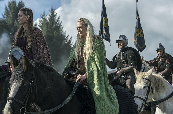 Vikings season 5, episode 16 recap: The Buddha