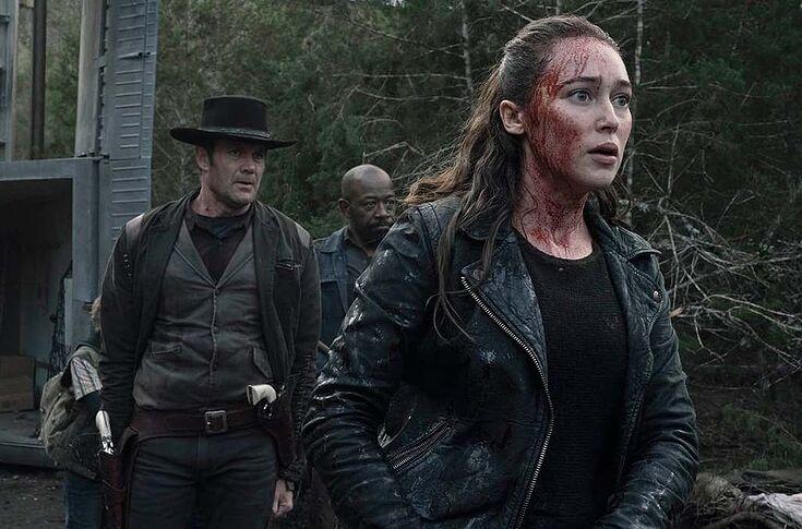 Fear The Walking Dead season 5 premiere recap: Here to Help