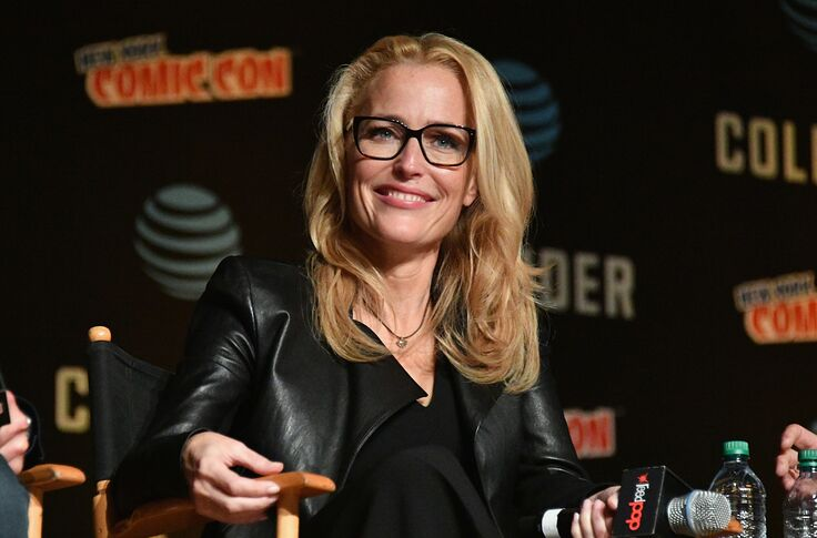 The Crown season 4 casting: Gillian Anderson to play