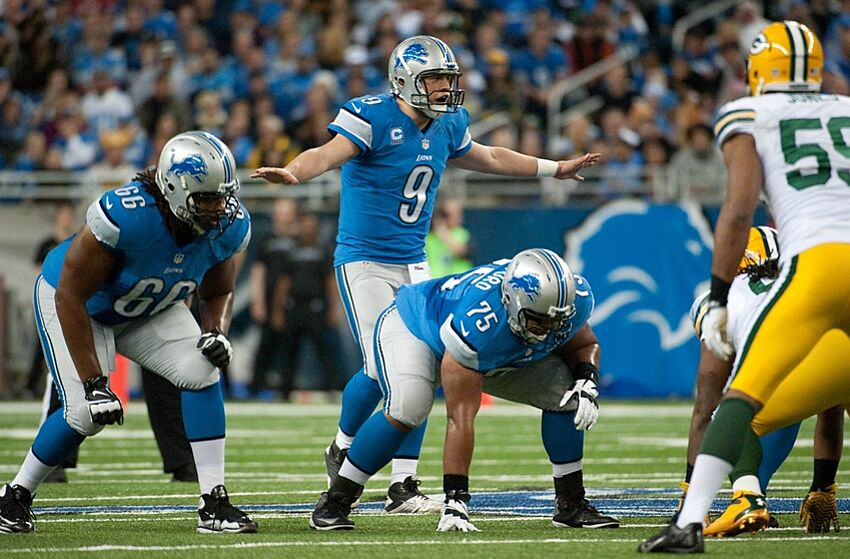 Detroit Lions vs. Green Bay Packers  Game Time 4e5168af6