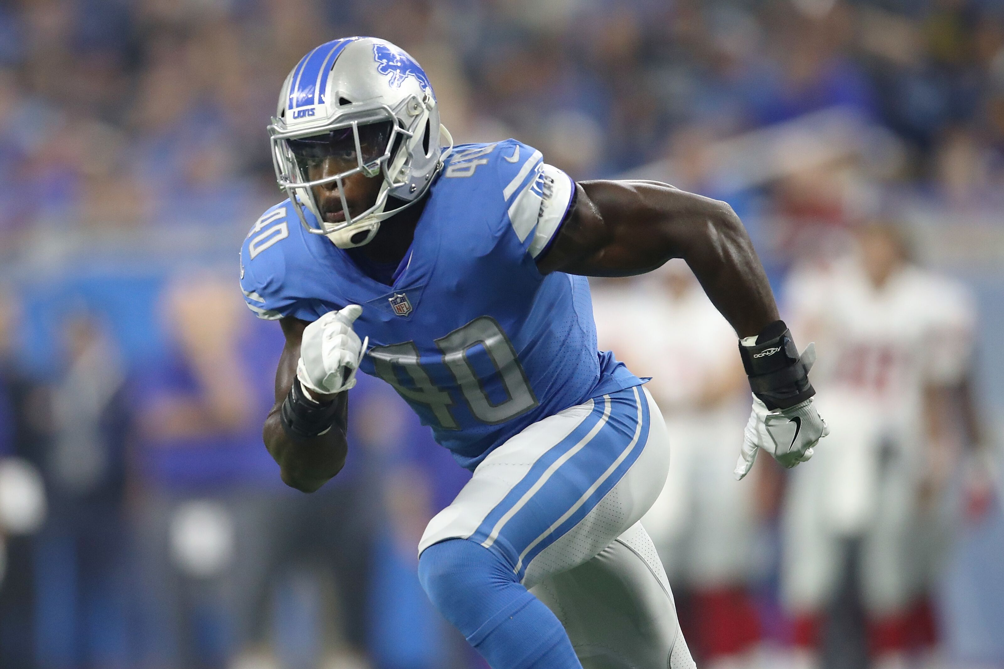 Detroit Lions, NFC North positional preview: Linebacker