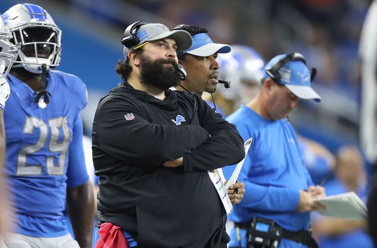 premium selection 76609 16498 ESPN predicts Detroit Lions will not improve much in 2019
