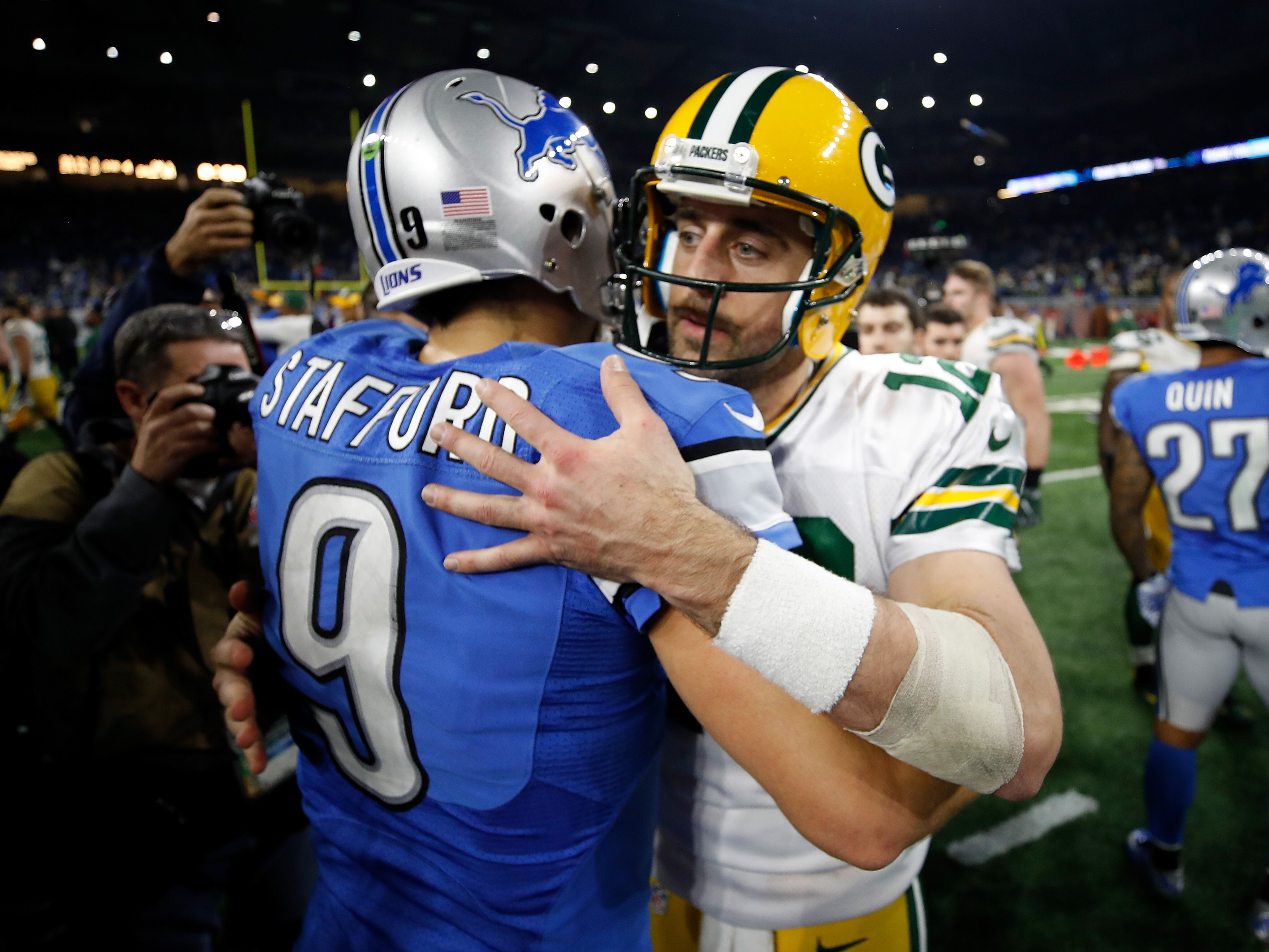 Detroit Lions face put up or shut up game versus Green Bay Packers