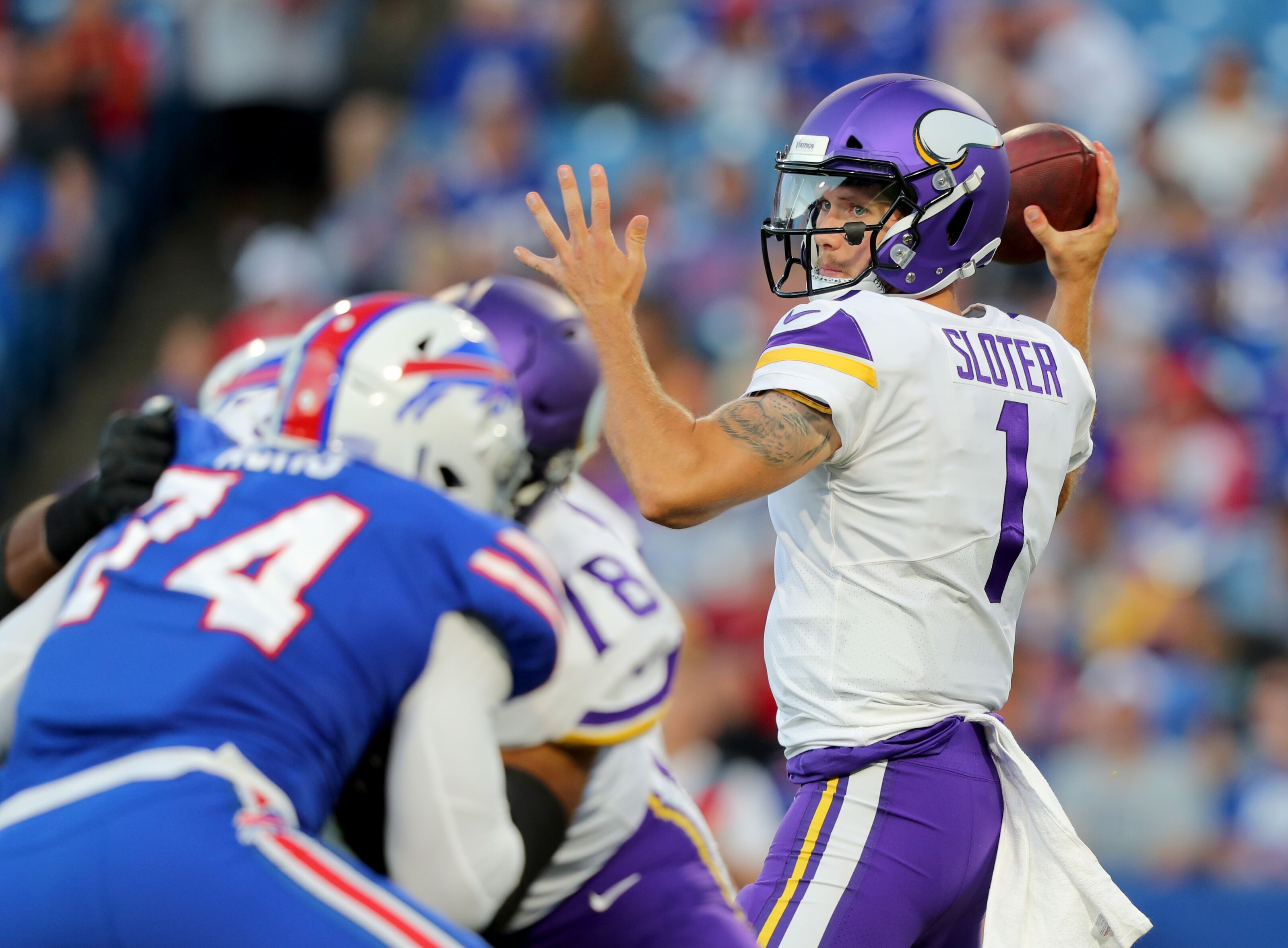 Detroit Lions: Is it time for a Kyle Sloter revenge game?
