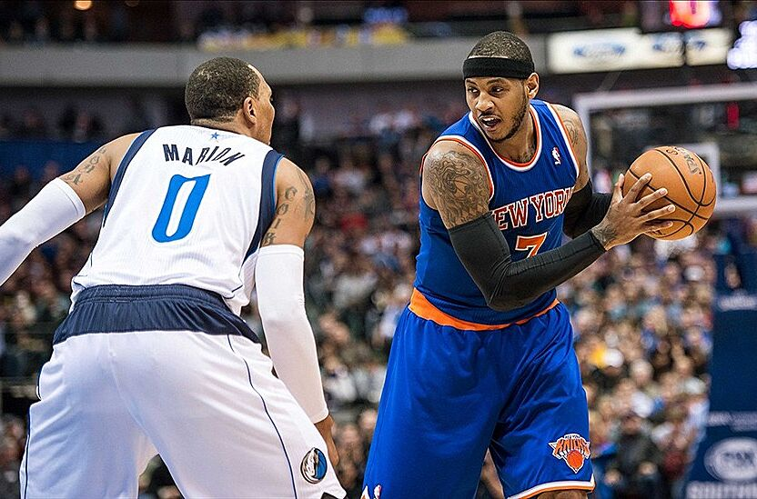 eb9408aff7c Should the New York Knicks Trade Carmelo Anthony