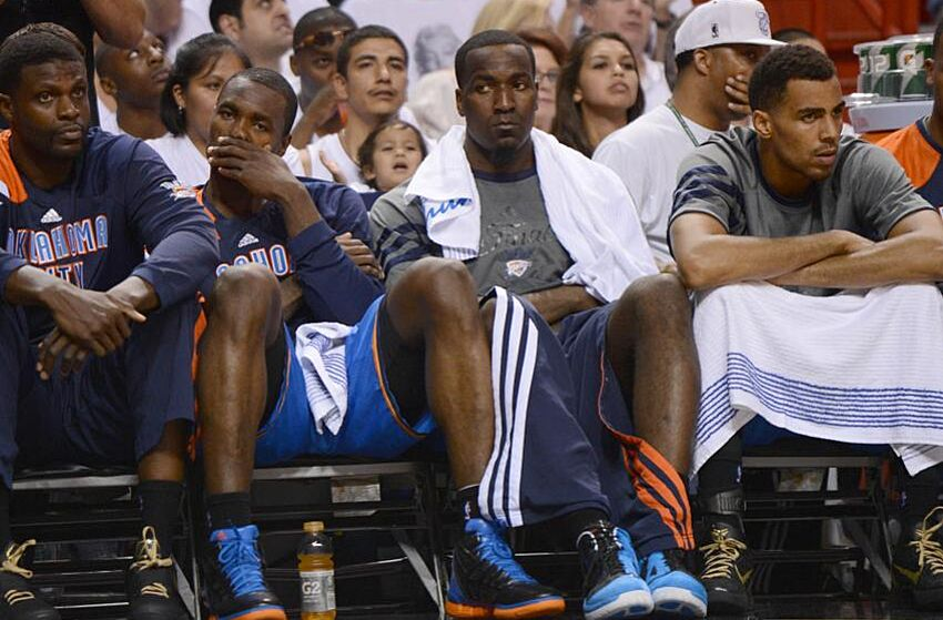 931d6d4a1b2 Oklahoma City Thunder  Is Kevin Durant s supporting cast good enough