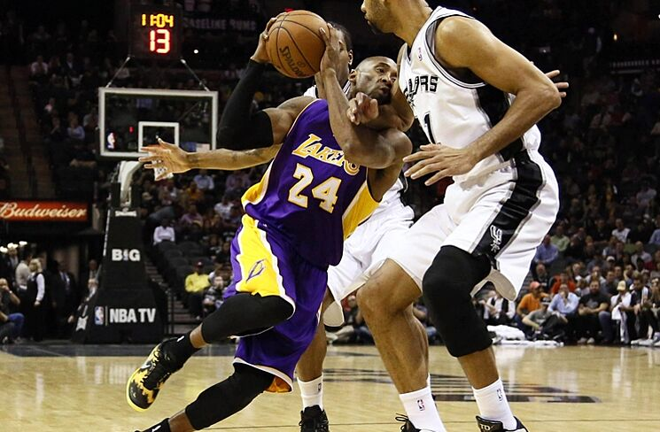 1d8e318abba Kobe Bryant Is Not Happy With Tim Duncan Winning
