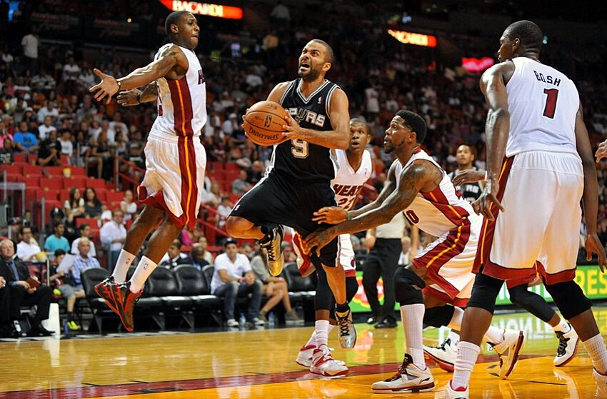 Nba Finals Spurs Tony Parker Hopeful To Play In Game 1