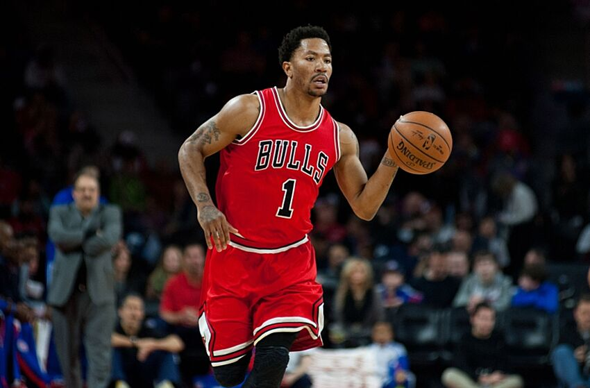 7ec06a2767f NBA Rumors  Chicago Bulls  Derrick Rose Will Return This Week