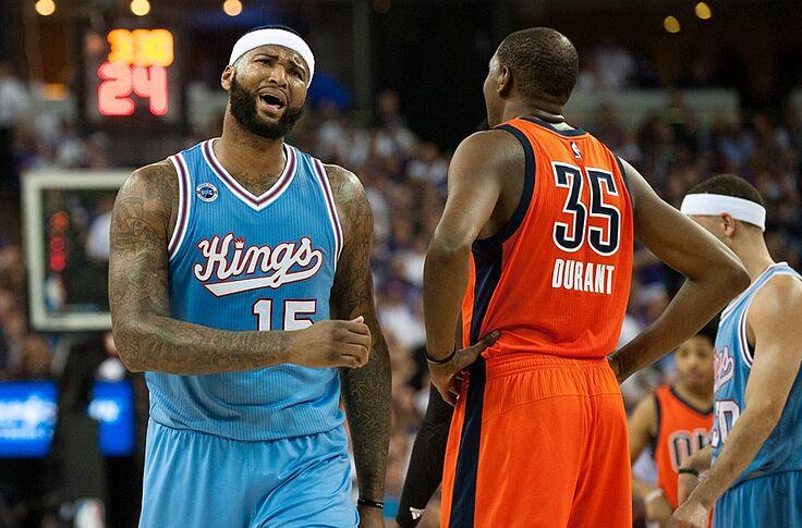 sports shoes 3971d 0b977 NBA Rumors: Sacramento Kings Will Shop DeMarcus Cousins This ...