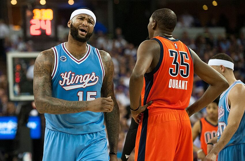 43308f1f937 NBA Rumors  Sacramento Kings Will Shop DeMarcus Cousins This Summer