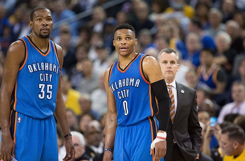 89105e496ef Oklahoma City Thunder  High Stakes For OKC In The Second Round