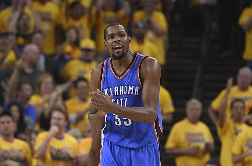 809d001c76b NBA Rumors  Kevin Durant To Meet With Warriors