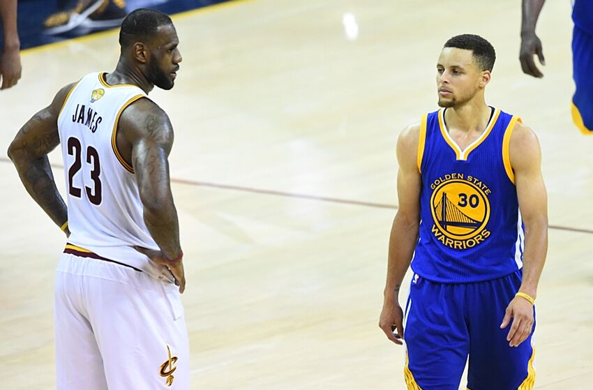 1af6fa1ae5e2 Cleveland Cavaliers Struggle Defensively  Down 3-1 In NBA Finals