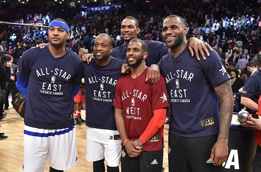 7521ea1c83a7 NBA Trade Rumors  Knicks Shopping Carmelo Anthony  Clips