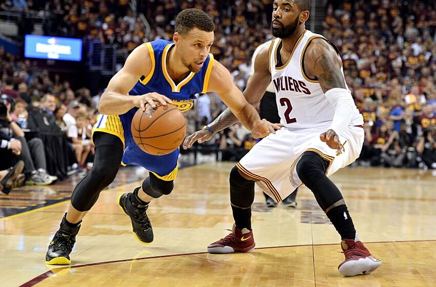 40b55022a90 Just How Close Exactly Are Stephen Curry and Kyrie Irving