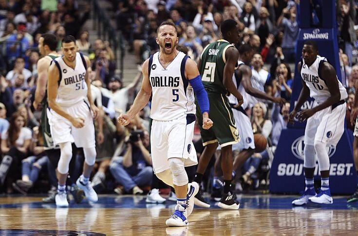 Dallas Mavericks: J J  Barea is Playing the Best Basketball