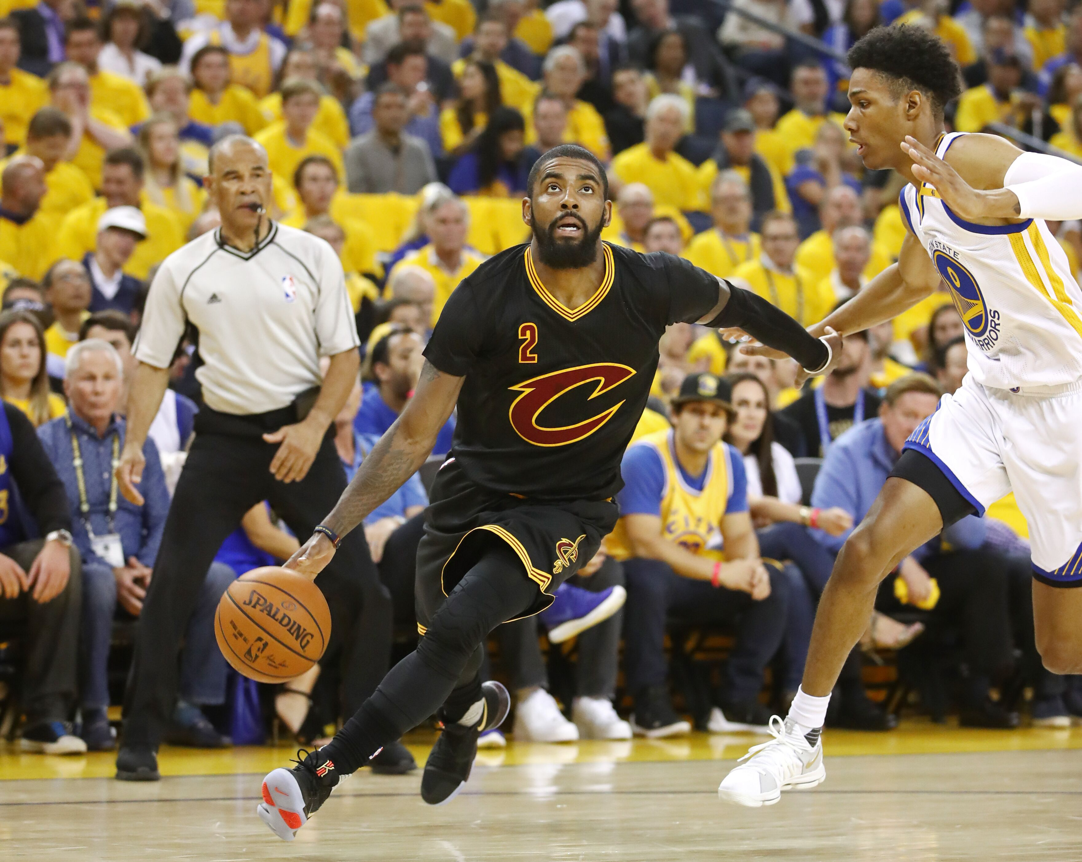 NBA Rumors: Kyrie Irving has asked the Cleveland Cavaliers to trade him