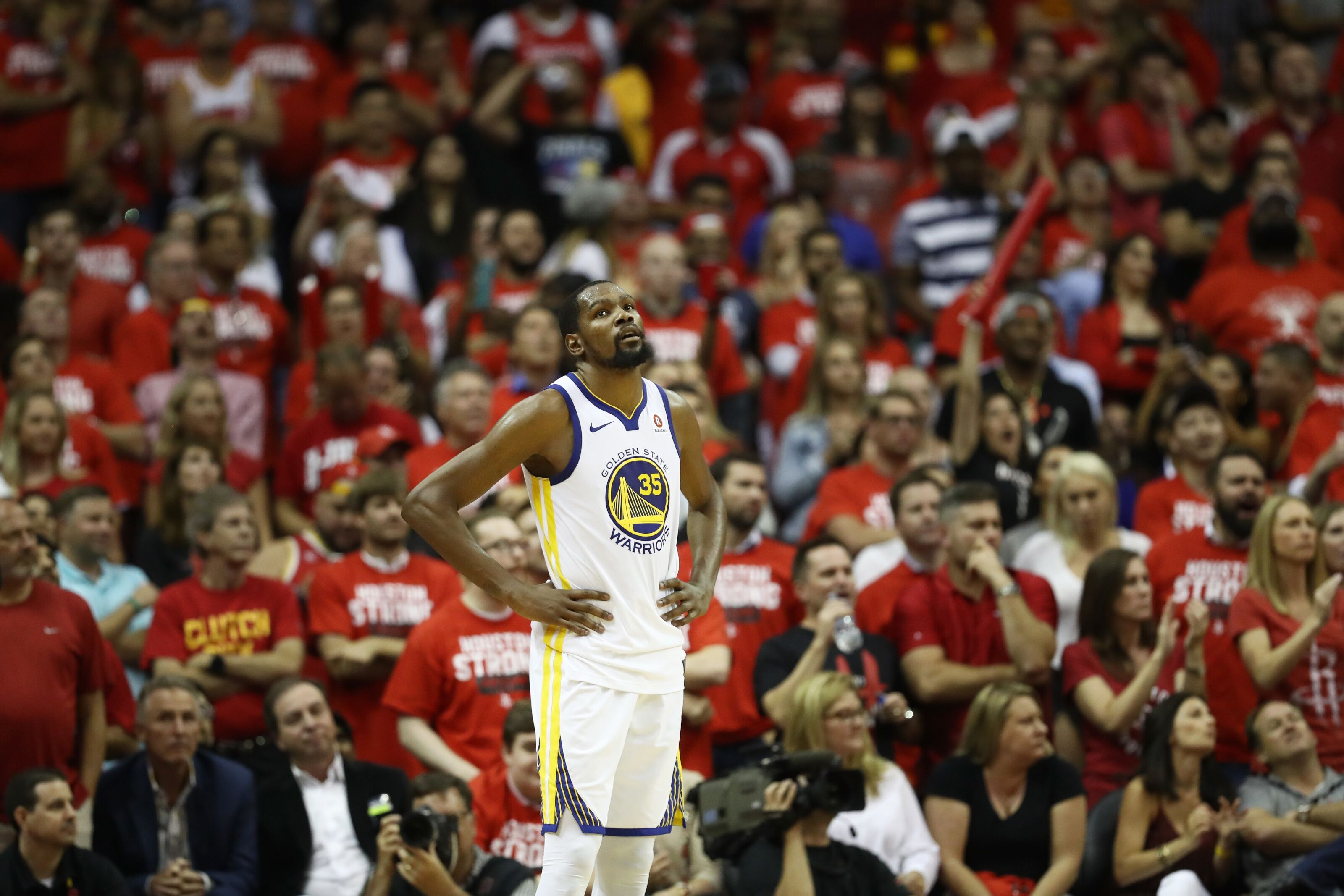 Golden State Warriors: Can Kevin Durant avoid elimination ...