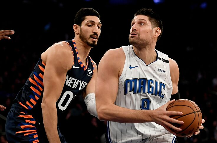 low priced 5ce0b 9f3bd Orlando Magic: Nikola Vucevic is a great story, but doesn't ...