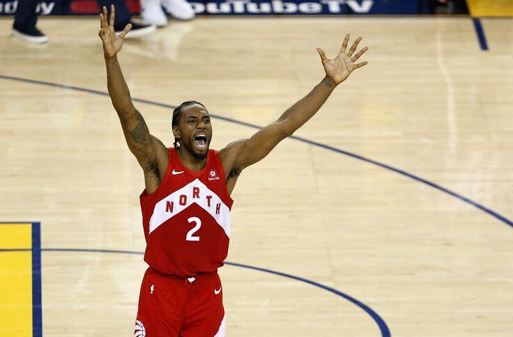 the latest 56edf 5be3c Toronto Raptors: Did they create a championship blueprint?