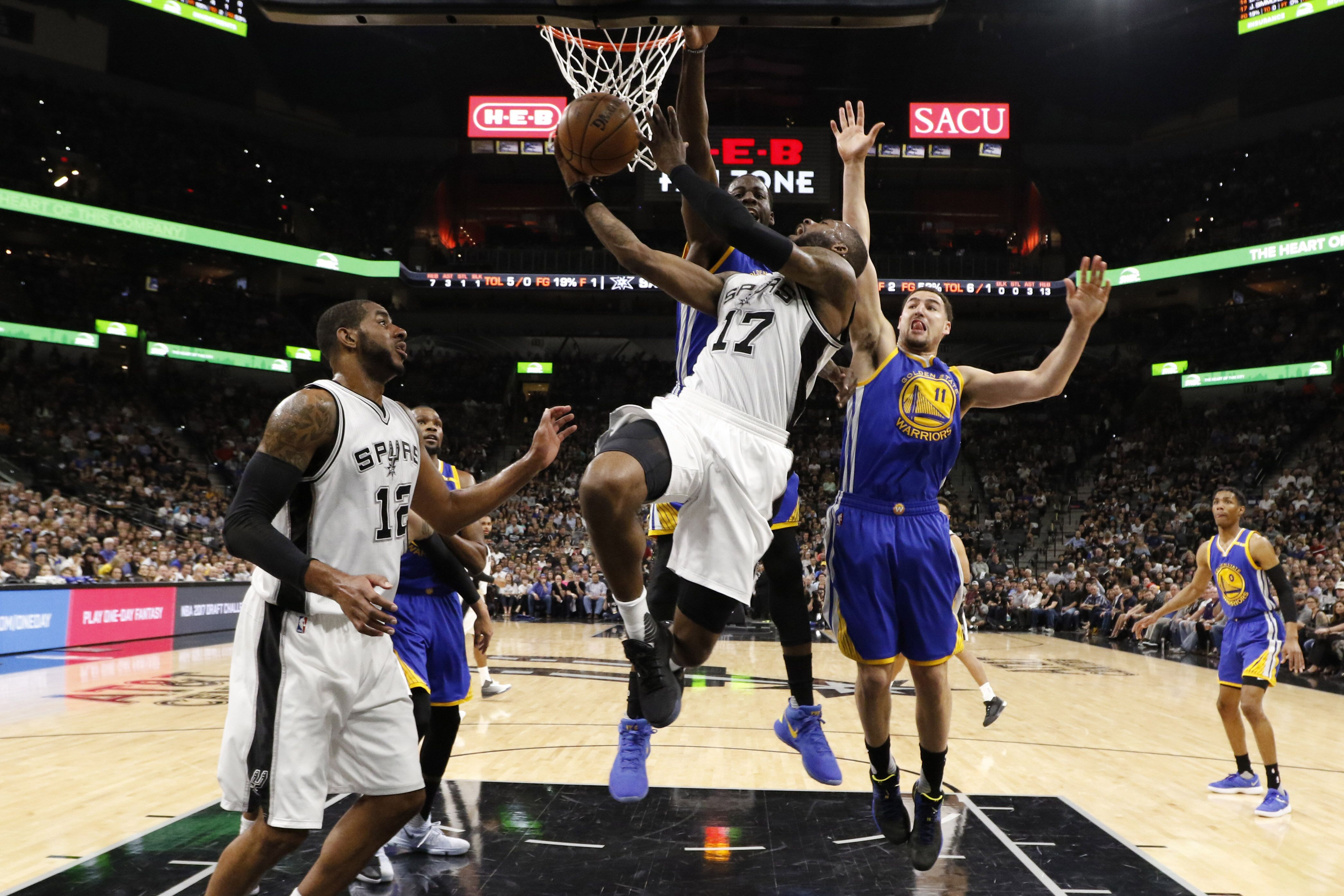 NBA Rumors: New York Knicks to target Jonathon Simmons in free agency