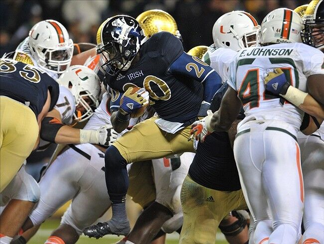 Prediction No 4 For 2016 Notre Dame Football Season Miami Game
