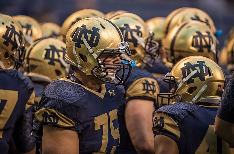 a16483555 Will Notre Dame Keep Scheduling The Shamrock Series