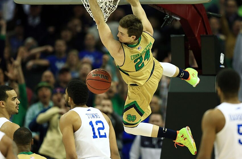a622144c2aba Pat Connaughton Explodes onto the Scene at NBA Combine