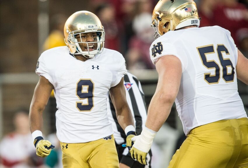 Predicting Notre Dame Football Record And Bowl Game