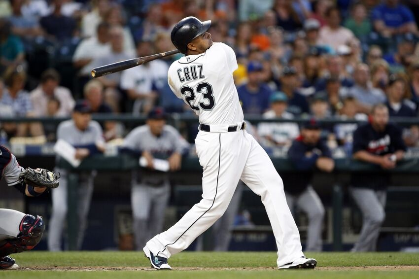 Image result for nelson cruz mariners