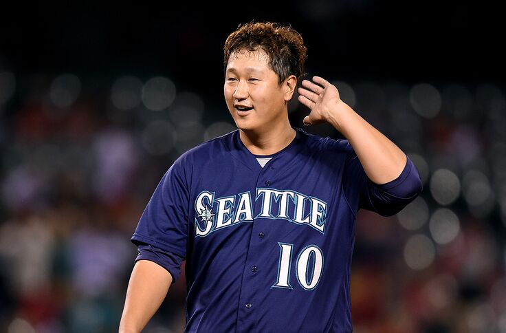 new concept 89e96 17899 Seattle Mariners: A History of Recent First Baseman in Seattle