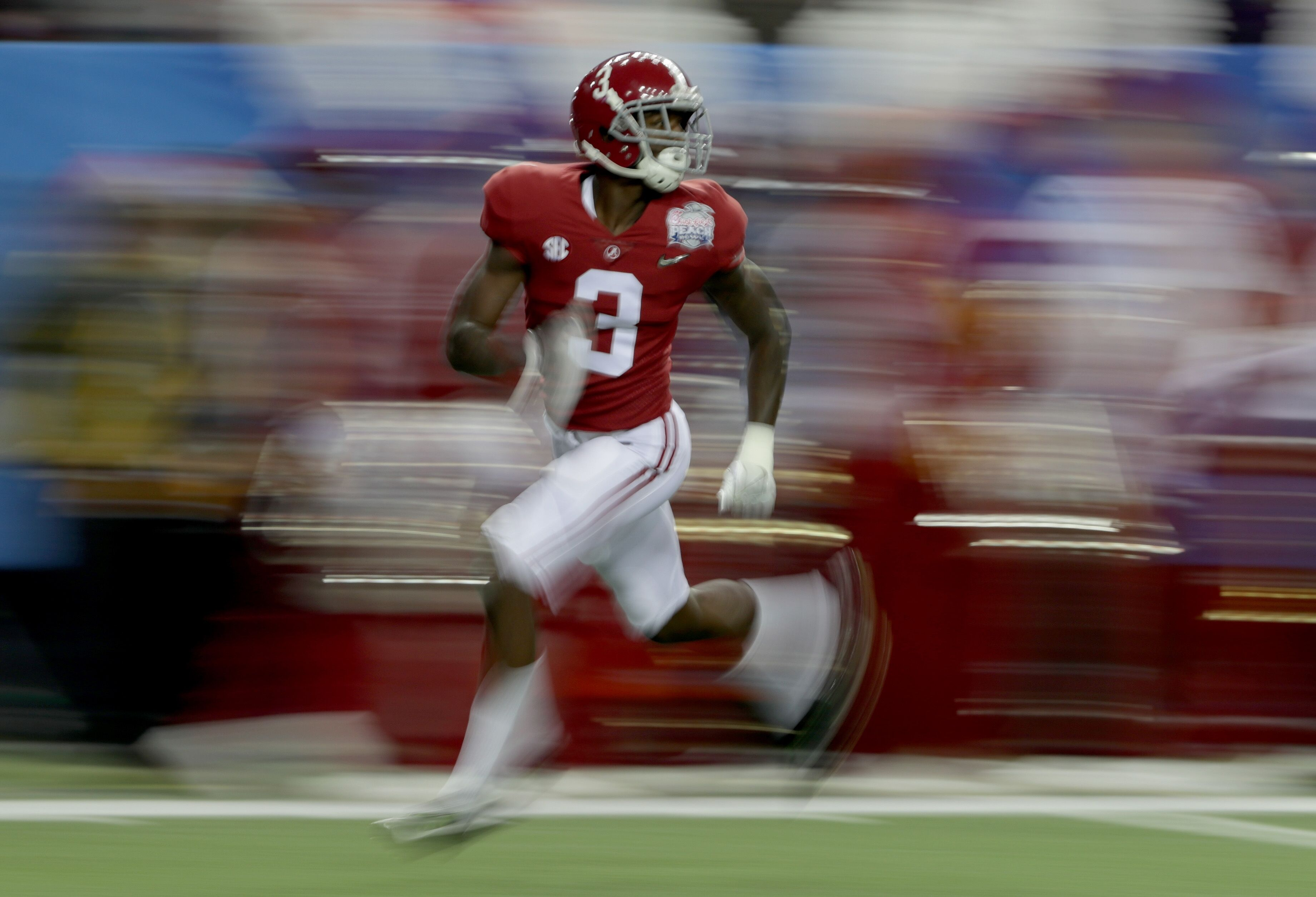 Alabama football What should we expect from Calvin Ridley