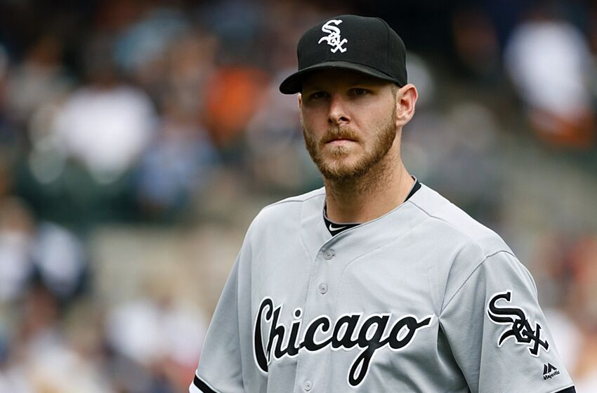 ee5104799d7 White Sox Trade Chris Sale to Boston Red Sox