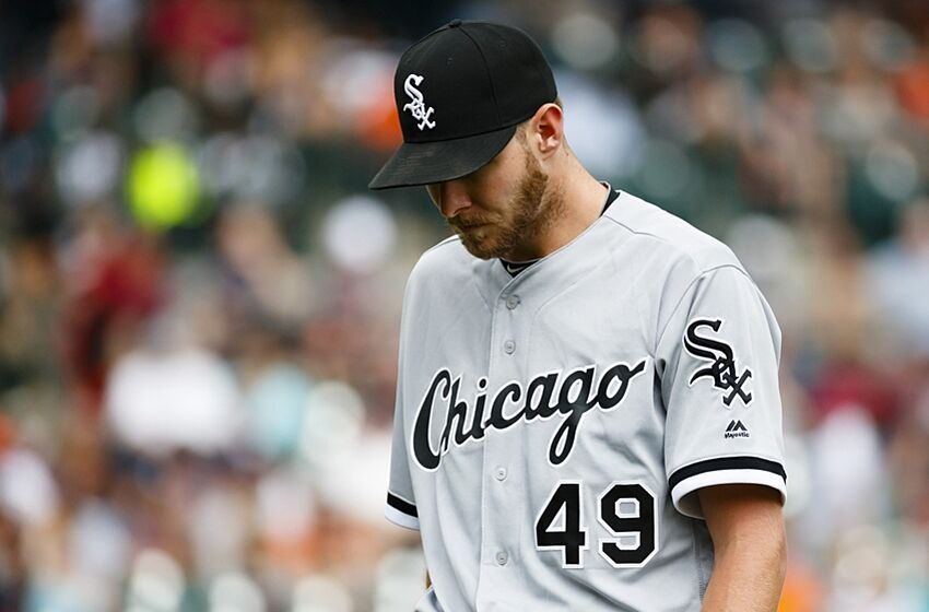 08dc088df43 White Sox  Should Chris Sale Be Traded This Offseason