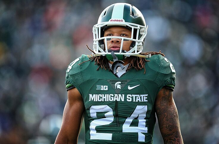 Michigan State Football players dance to rap song, make video
