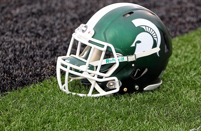 michigan state football logo ranked best in the country