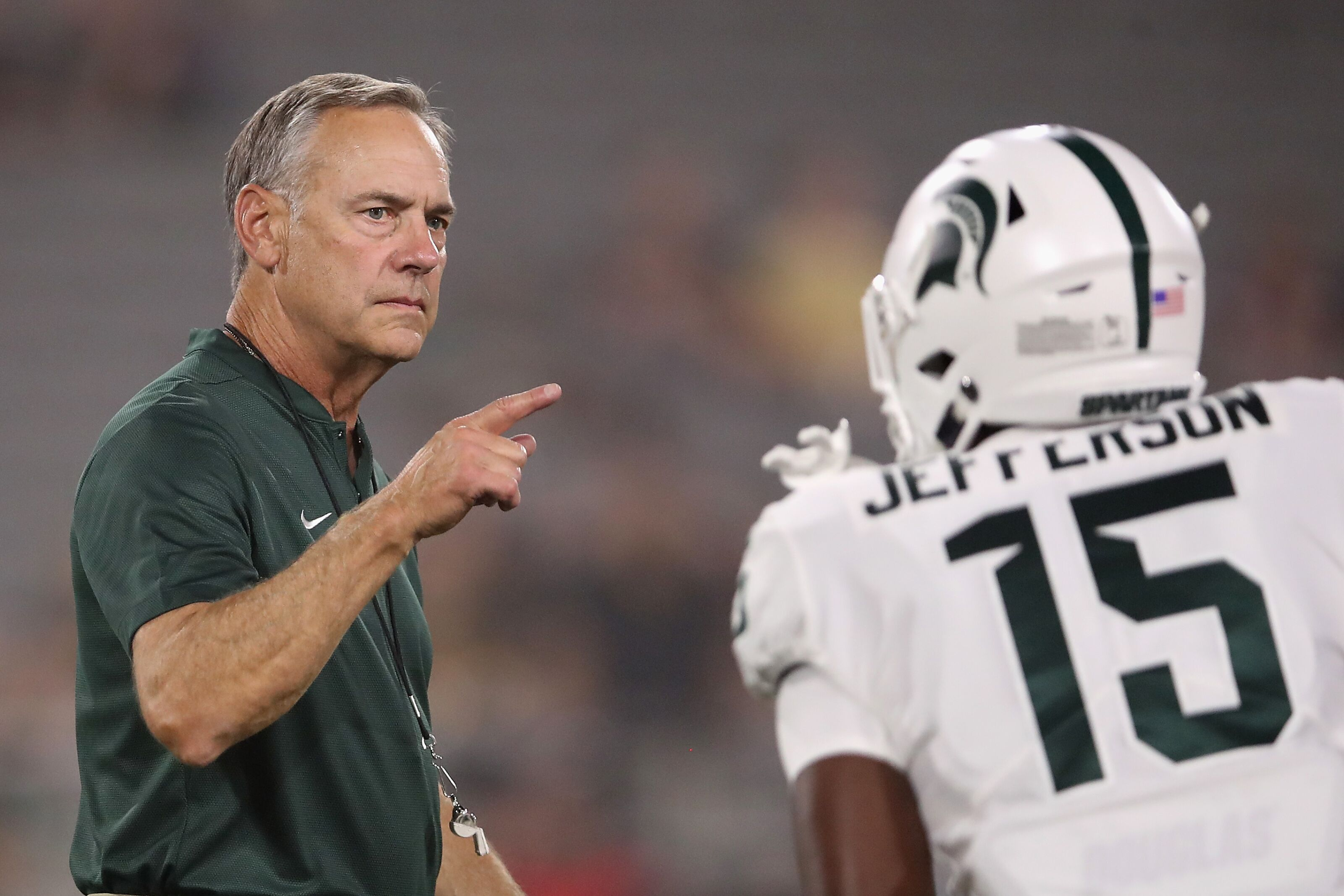 Michigan State Football Out Coached In Heartbreaking Arizona State Loss